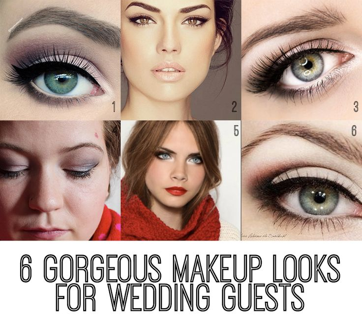 25+ best ideas about Wedding guest makeup looks on ...