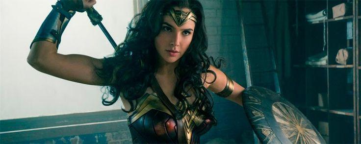 'Wonder Woman': La gente está llorando con las escenas de lucha por esta bonita razón