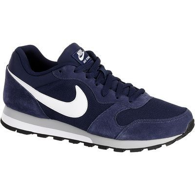 Shoes Trainers and Power Walking - MD Runner blue/white NIKE - Trainers £44.99