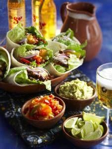 Ruoka.fi - Meksikolaiset burritot
