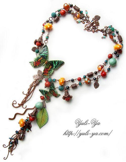 Necklace |  Yuli-Ya