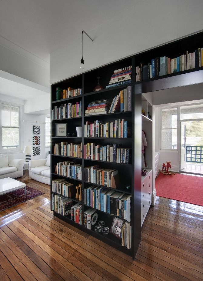 Thought you might like this joinery/book shelves