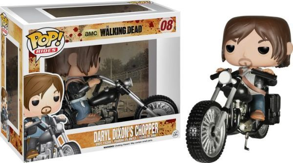 POP Rides: Walking Dead - Daryl's Bike. #MostWantedList ☑