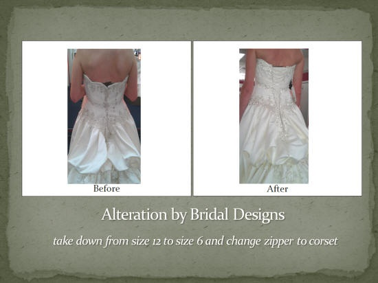 Pin By Bridal Designs On Wedding Dress Alterations