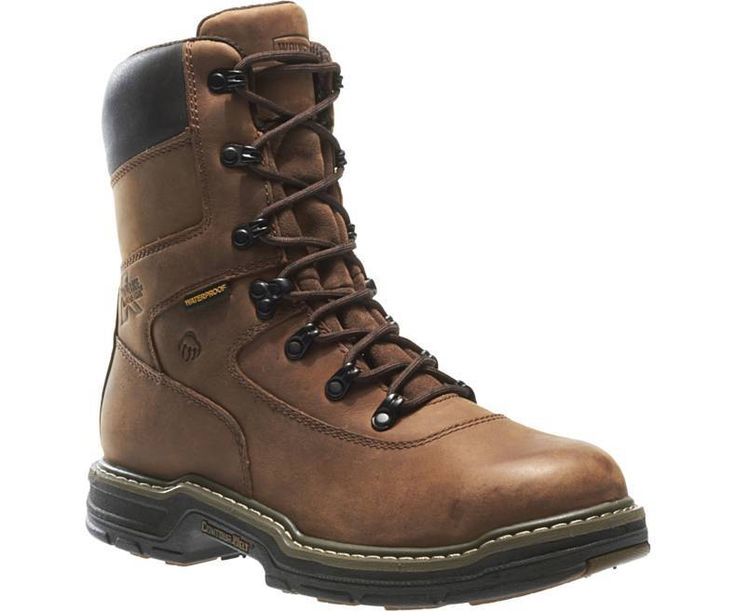 Wolverine Marauder Waterproof Insulated Safety Toe Boot 8 Inch – Harriman Army-Navy