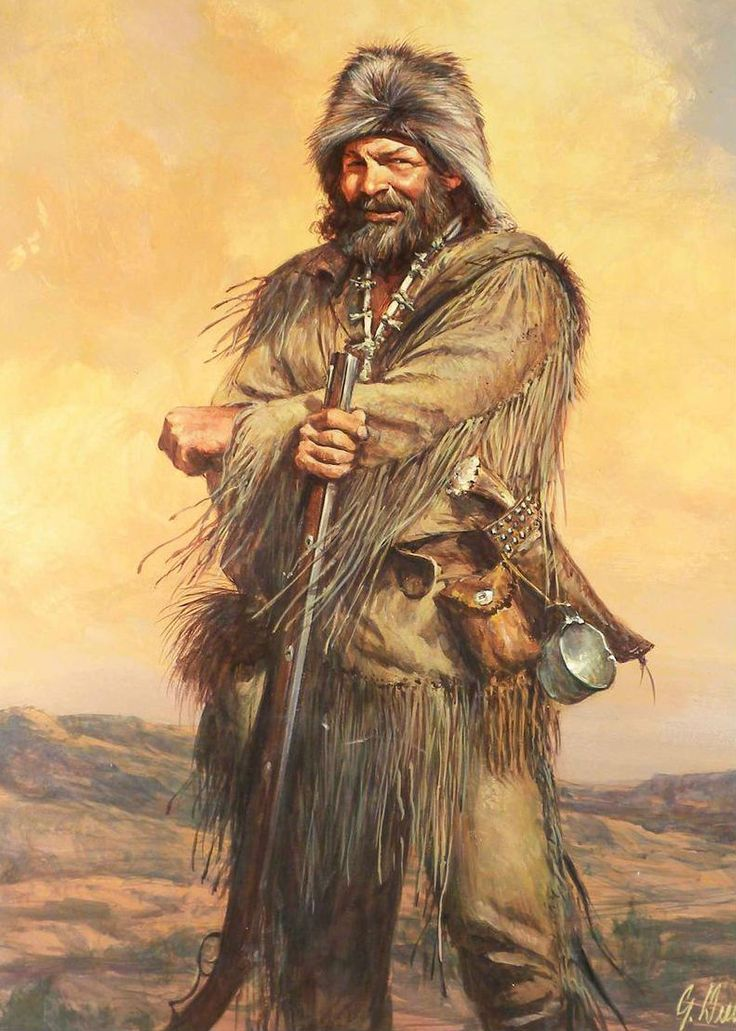 267 Best Images About Trappers On Pinterest