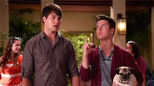 James and Logan