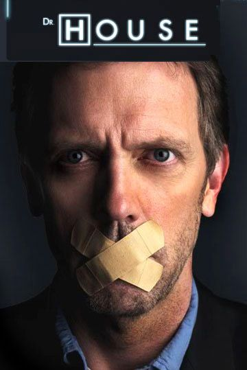 Gregory House.  He's a Vicodin addict, a lunatic, an ass to his co-workers and patients. Yet, I can't get enough of him. It's hard to believe that this is the man who played the sweet father of Stuart Little.