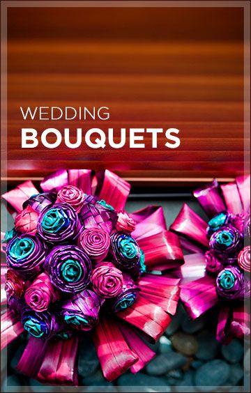 Wedding Bouquets & Arrangements