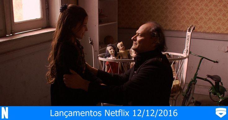 Lançamentos Netflix 12 de Dezembro de 2016 (Segunda) 4 novidades