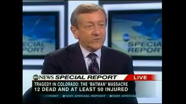 Brian Ross Admits He Was Wrong, Says Shooting Suspect Not Connected to Tea Party...