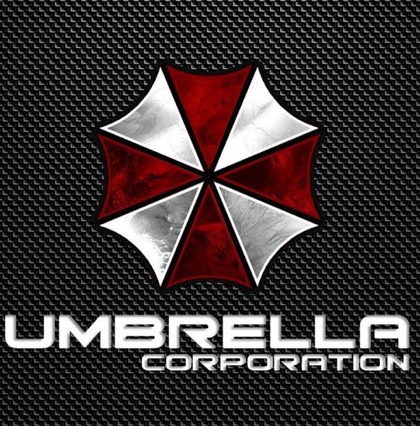 Stampa su cotone Umbrella corporation