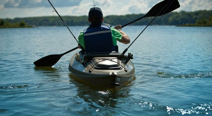 Sun dolphin excursion 10 fishing kayak kayak review for Best fly fishing kayak