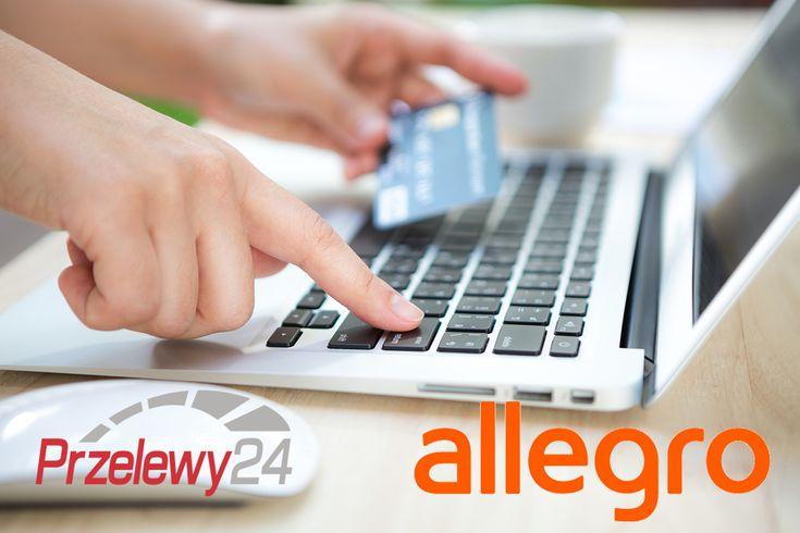 Jeżeli sprzedajecie za pośrednictwem Allegro to warto udostępnić kupującym funkcję płatności poprzez Przelewy24. Pozwoli to waszym klientom dobrać wygodny dla siebie sposób płatności :) Więcej o uruchomieniu usługi możecie przeczytać tutaj: https://allegro.pl/pomoc/faq/jak-aktywowac-usluge-przelewy24-w-allegro-finanse-rKMkk20yaFn