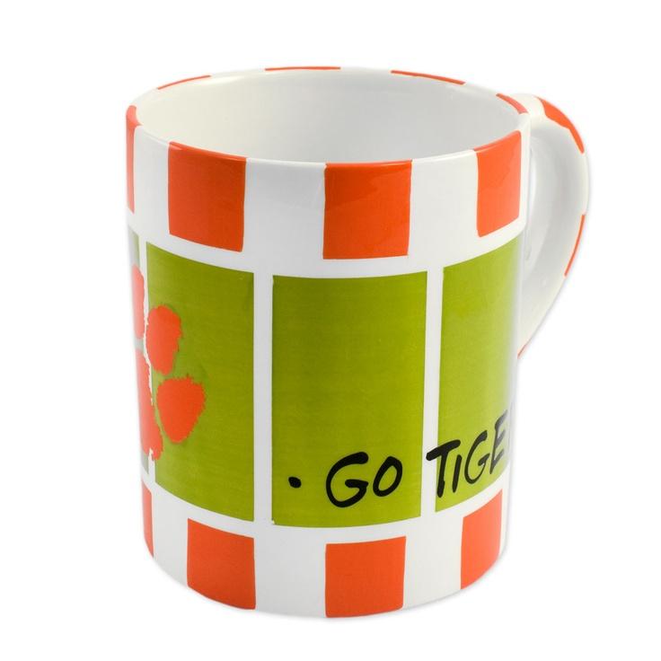 Clemson Tigers Oversized Mug