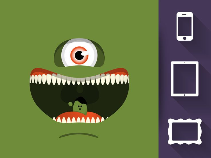 The Monsterrataz: Mr Preben J Monster And Lil Adolf Dribbble by Cooglis Angelopoulos