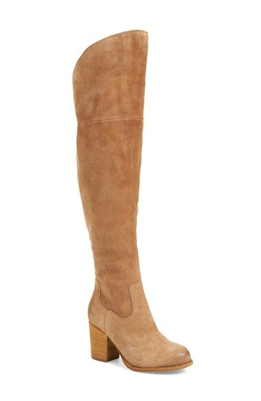 Free shipping and returns on Splendid Loretta Over the Knee Boot (Women) at Nordstrom.com. An alluring over-the-knee profile defines a standout block-heel boot shaped from rich, subtly textured suede.