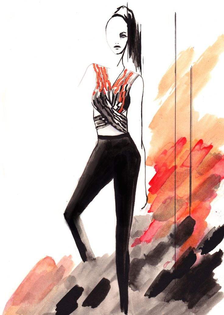 Alexander Wang Fine Art Print by StephanieAnneIllu on Etsy https://www.etsy.com/ca/listing/293096165/alexander-wang-fine-art-print
