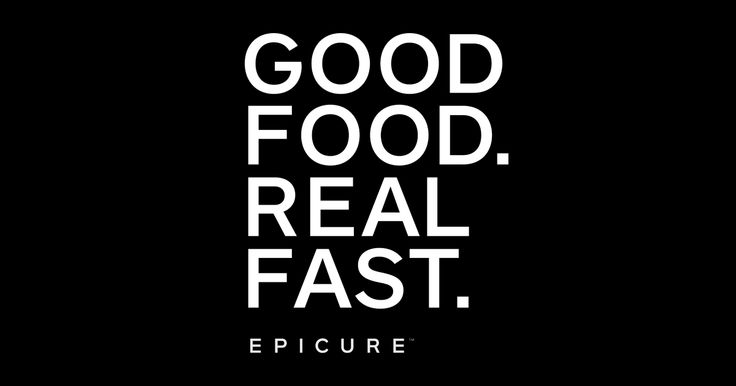 I support the Good Food. Real Fast.� movement! Join me today: http://www.goodfoodrealfast.com