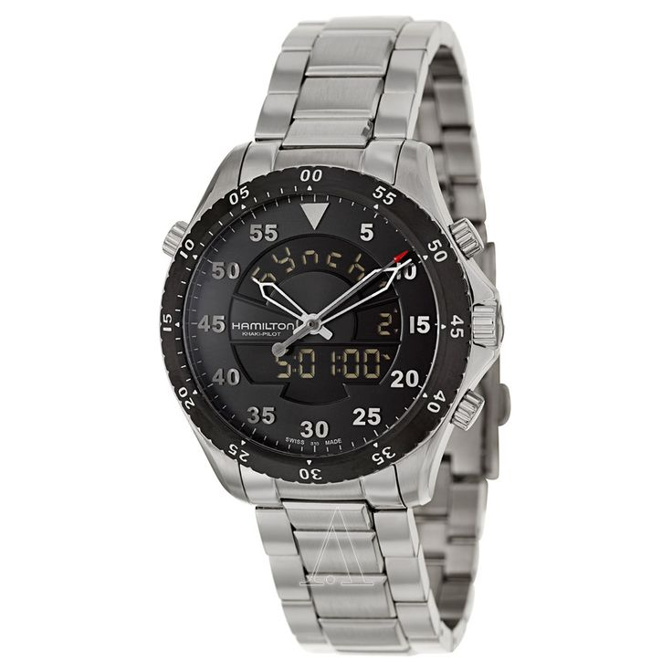 Hamilton Khaki Aviation H64554131 Men's Watch