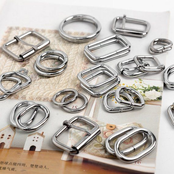 Hello Welcome To Crafthardwarefinding Silver Purse Ring Strap