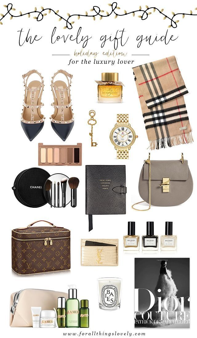 Love How The Colors Coordinate In This Pin Luxury Gifts For Women Christmas Gifts For Her Luxury Birthday Gifts