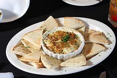 Today's secret recipe is for one of the most popular appetizers served at Joe's Crab Shack.  Their blue crab dip is full of flavor and ridiculously easy to prepare.  For the best results, use fresh...