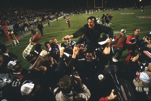 Tom Flores paved the way for Latino coaches like Ron Rivera.