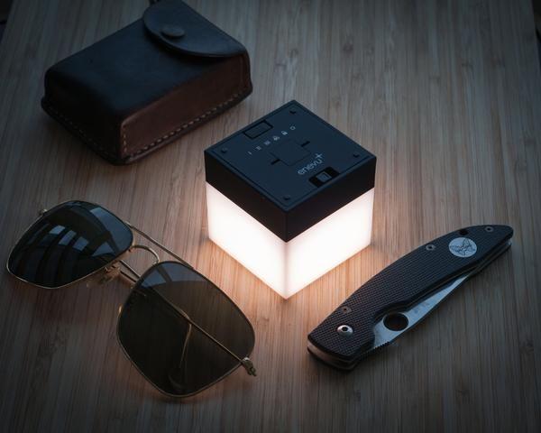 Enevu - Cube Mini Light (Splash-proof)