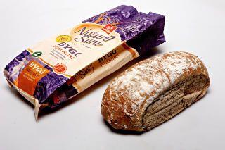 Bakers, Naturlig Sunt Bygg fullkorn: En god nummer to, men bra grovhetsprosent og innhold av fiber.