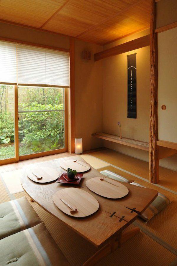 Les 25 meilleures id es concernant meubles japonais sur for Meuble japonais traditionnel