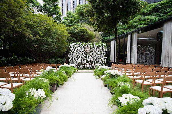 Casamento em São Paulo: Natália Andrade + José Renato Pípolo - Constance Zahn | Casamentos