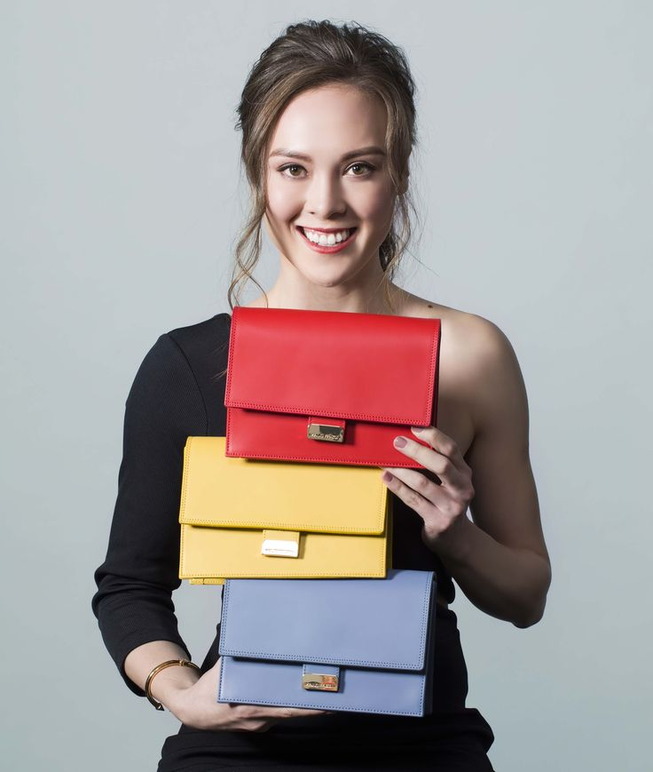 Colourful Spring.  #maudfrizon #spring #colorpalette #versatile #feminine #sophisticated #boxy #clutch #accessories #handbags #fashioninspiration #chic #style