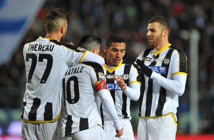@Udinese Zebrette #9ine