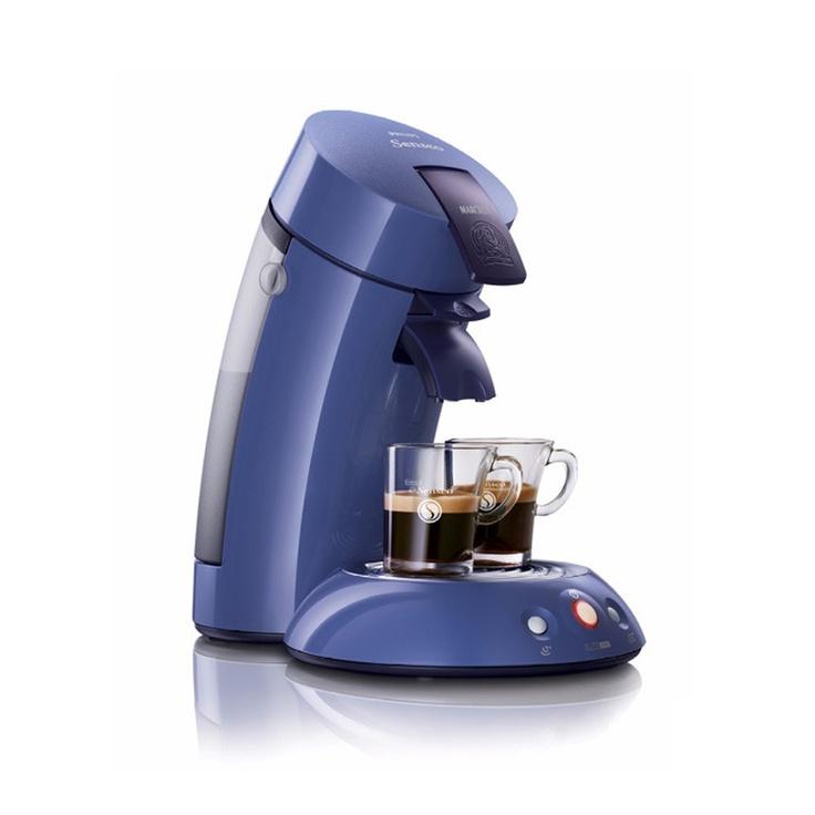Cafetera Philips Senseo azul