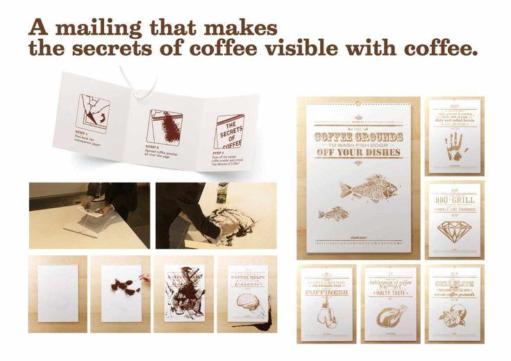 Kraft Coffee: The Secrets of Coffee Mailing