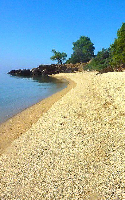Lagomandra beach - Sithonia, Chalkidiki, Greece