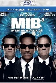 #234 - 3/5 - Men in Black 3 - Fun film with a fantastic Brolin channeling Tommy Lee Jones.