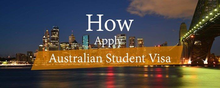How to #Apply #for #Australian #Student #Visa