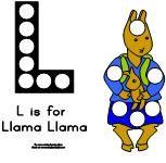 Llama llama misses mama worksheets Emergent Reader Listing Printabl