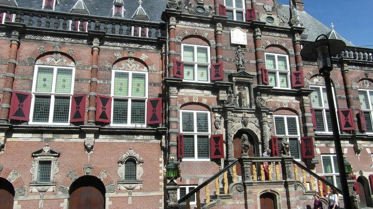 https://flic.kr/p/LhYkCG | Stadhuis Bolsward (3)