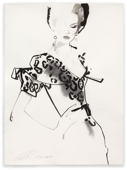 FASHION HOUSE: DAVID DOWNTON