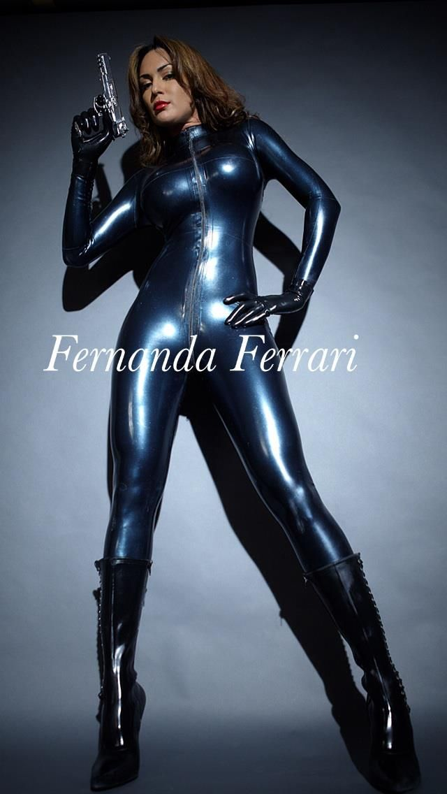 Fernanda Ferrari Shine Pinterest Latex Latex Girls