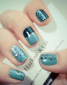 Descubre ideas de decoración y diseño para las uñas cortas de tus manos y poder lucir preciosa y bella con la delicadeza del nail art