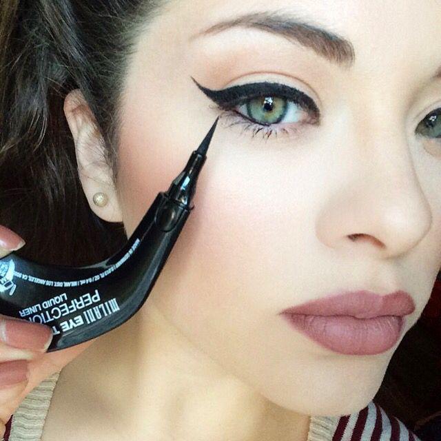 Stephbusta1 on Instagram . Milani cosmetics
