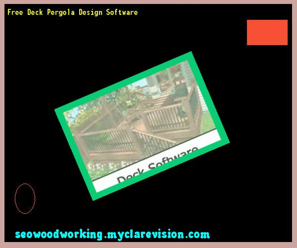17 best ideas about free deck design software on pinterest deck design software patio deck. Black Bedroom Furniture Sets. Home Design Ideas
