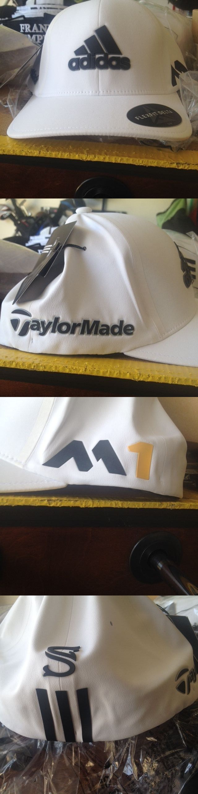 Golf Visors and Hats 158937: Adidas Taylormade Tour Issue Hat S M Sergio Garcia -> BUY IT NOW ONLY: $35 on eBay!