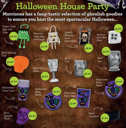 Halloween Cake Decorations Morrisons
