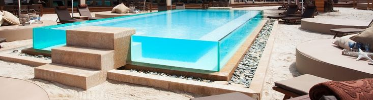 Pool design by Anthony Pools in Cape Town