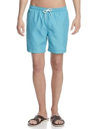 60% OFF TRUNKS Men's San-O Swim Shorts (Turquoise)
